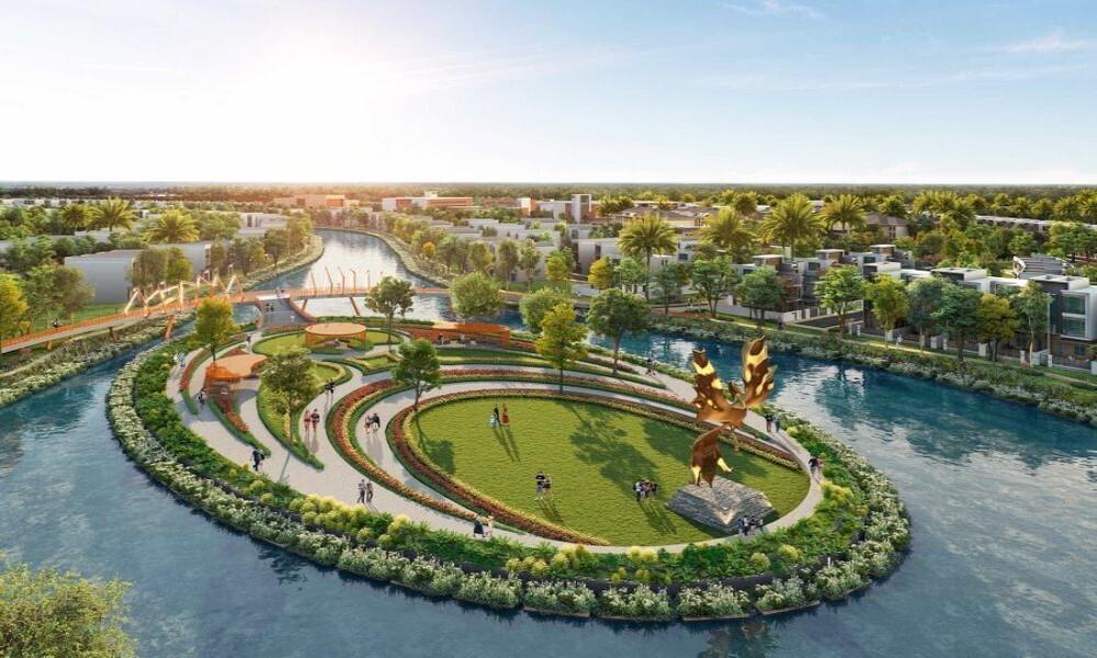 Phoenix island aqua city