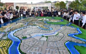 Đầu tư Đô thị Aqua city