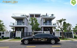 nhà phố aqua city